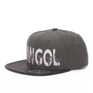 Kangol Club Links Hat / Cap  grey